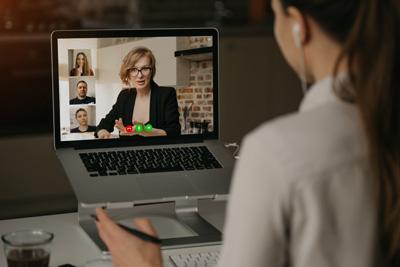 ConfWare online fejlesztés: virtuális események modul